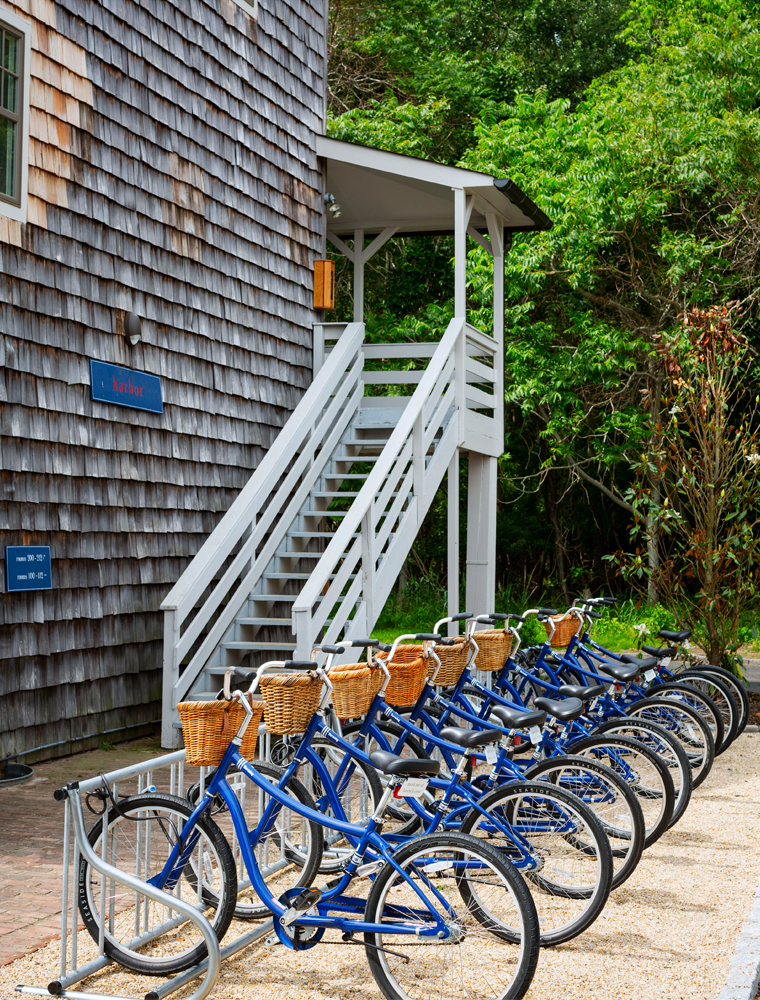 Nautical Nirvana: Baron's Cove Hotel, Sag Harbor