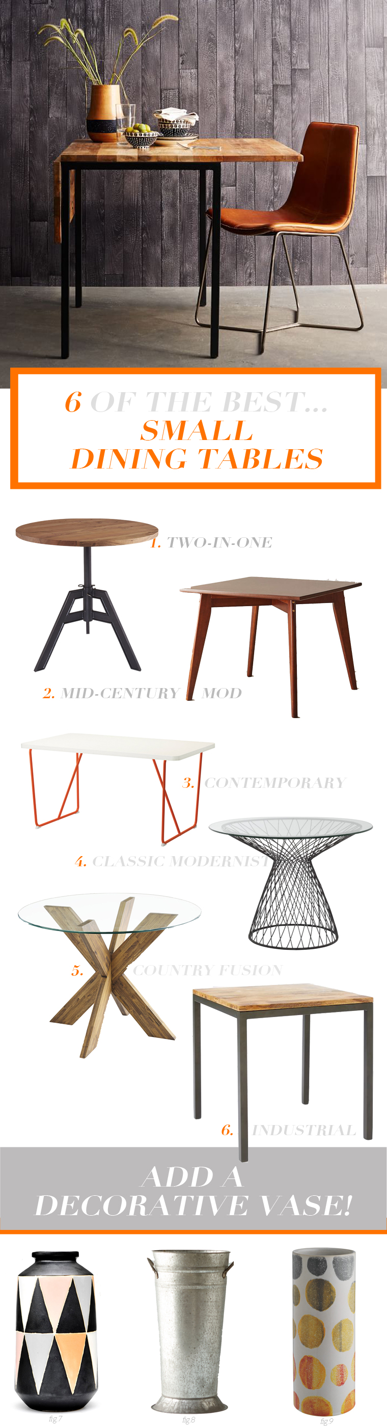 small-space-dining-tables-round-square