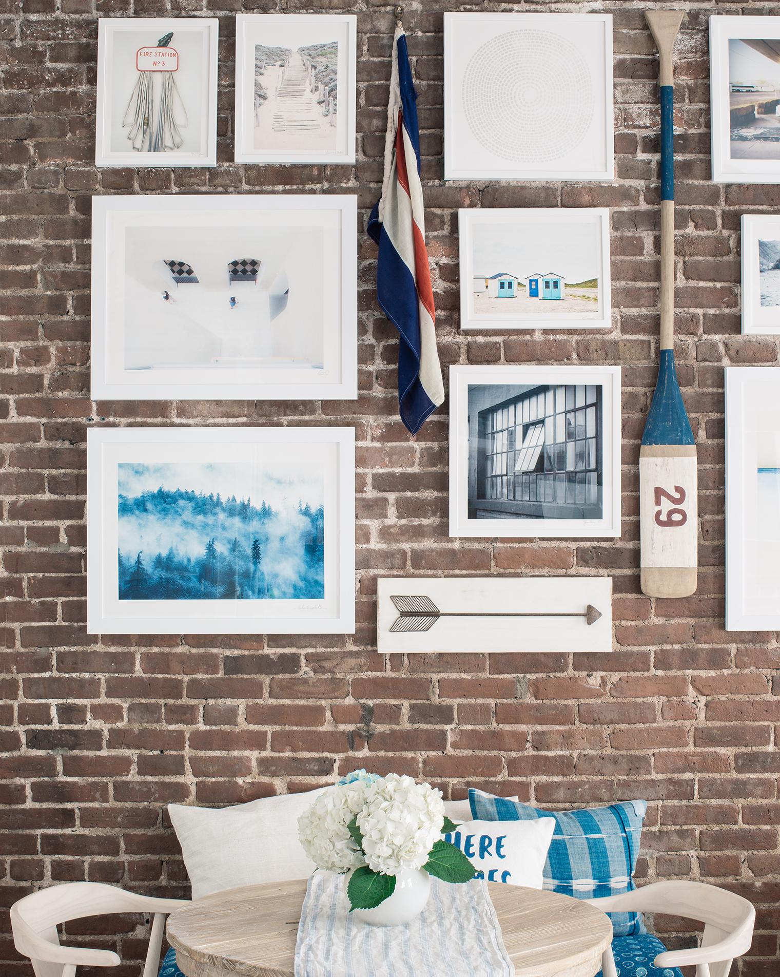 how-to-hang-a-gallery-wall-on-exposed-brick-walls-1