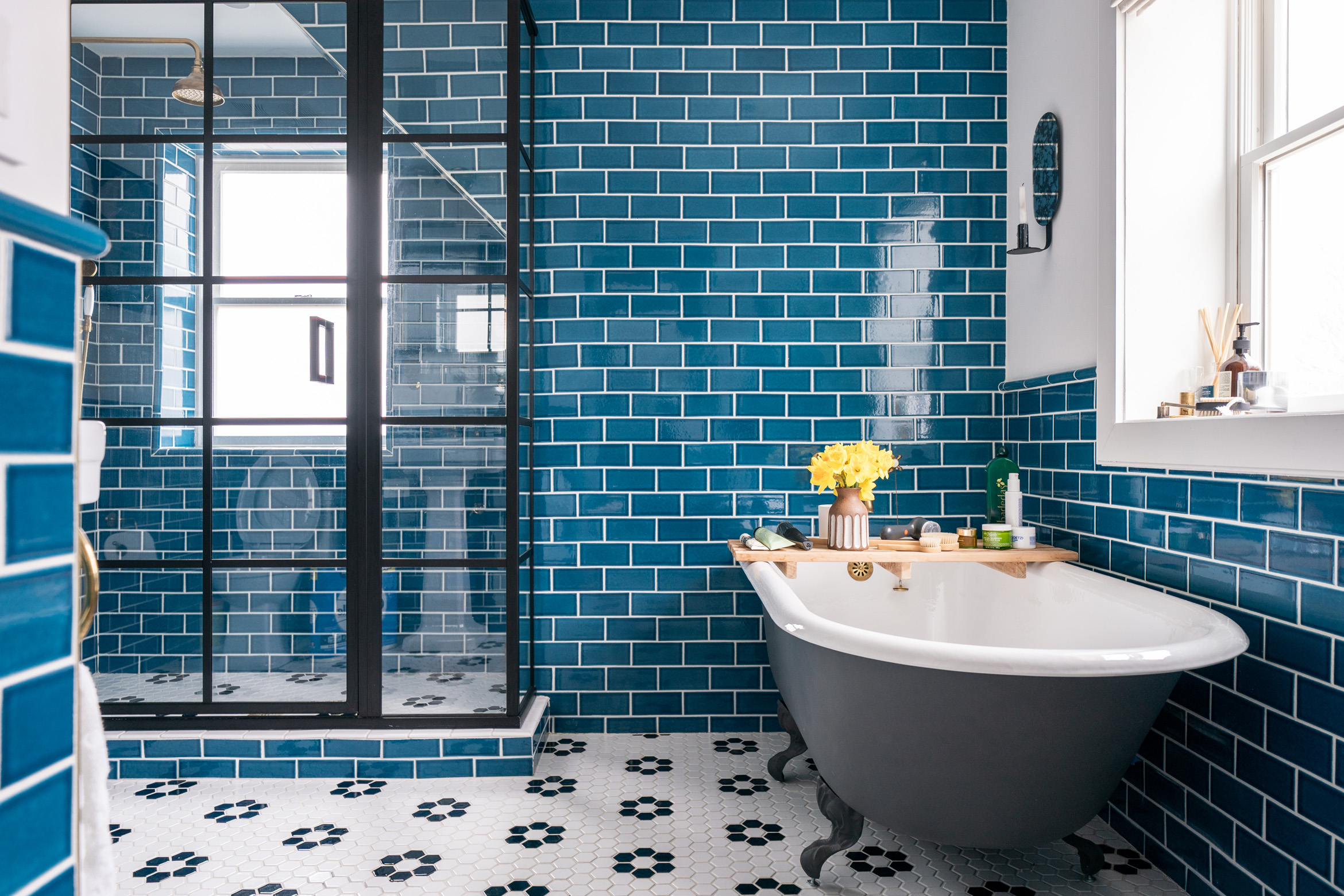 Ensuite Bathroom Before And After Bright Bazaar By Will Taylor
